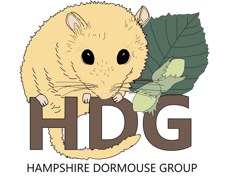 Hampshire Dormouse Group Logo